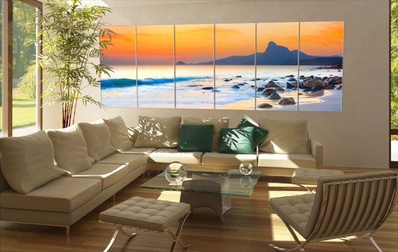 Large sunset  canvas wall art Large sunset wall decoration Large sunset canvas wall art art Large sunset large canvas wall art  wall decor