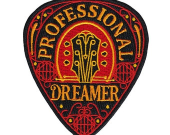 Professional Dreamer Embroidered Patch