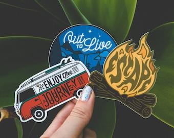 Adventure Sticker Set # 2