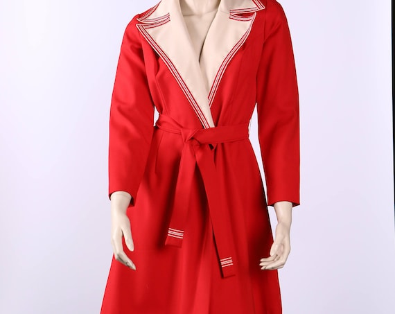 70's jacket dress