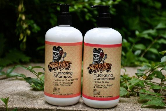 Suavecita Hydrating Shampoo and Conditioner