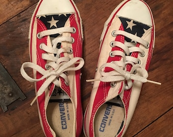 Rare Converse American Flag 9339481fdb