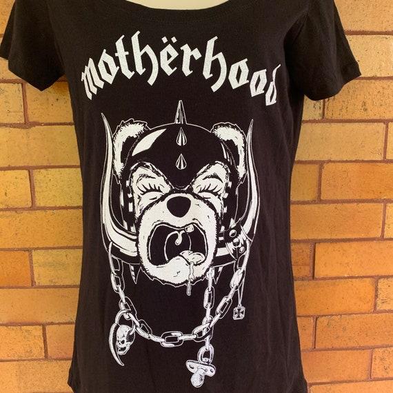"Lady Creepshow ""Motherhood"" Shirt"