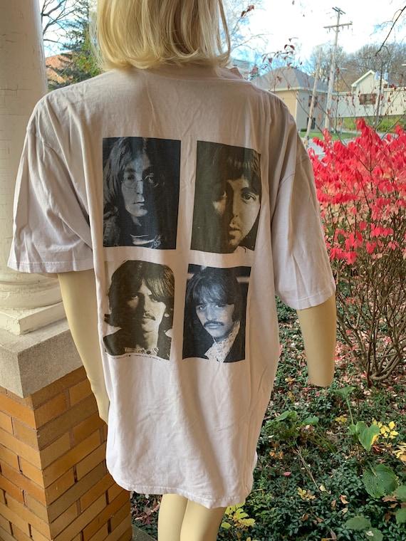 Rare 1990 The Beatles T-shirt