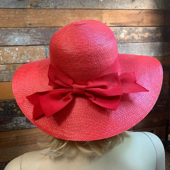 Res vintage sun hat