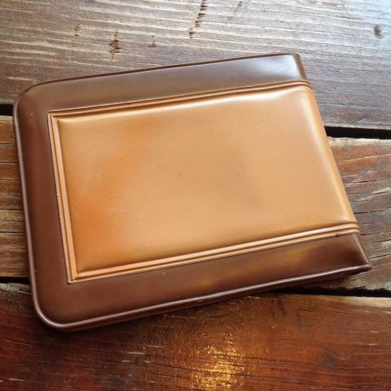 Vintage Croyden Tan Wallet