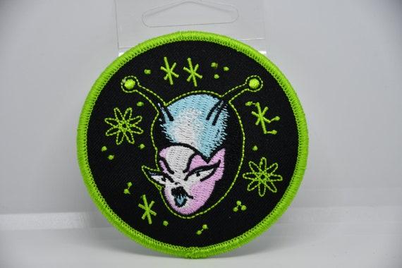 Sourpuss Alien Patch