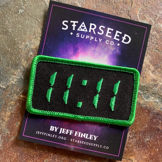 Starseed Eleven Eleven Patch