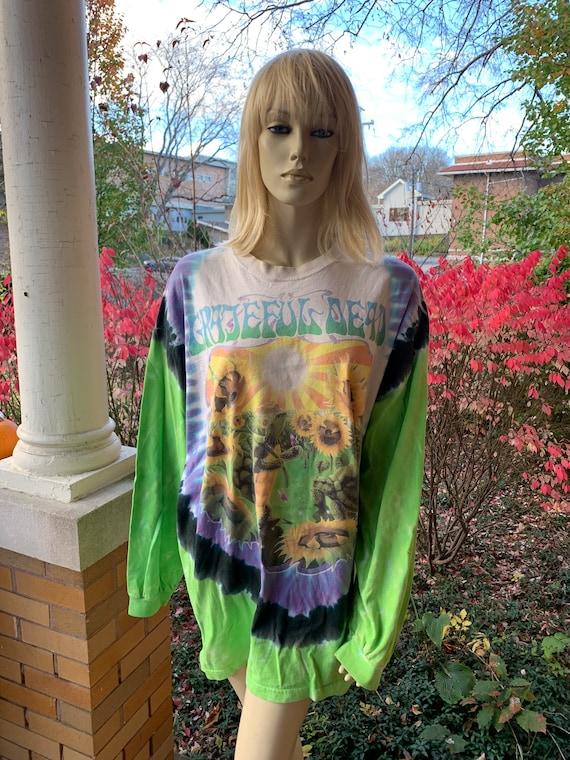 1998 vintage Grateful Dead spring tour shirt