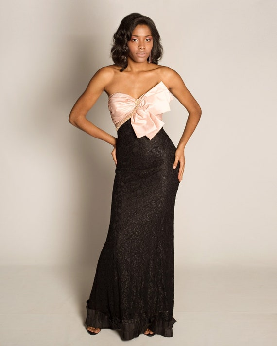 80s gown cache luxe