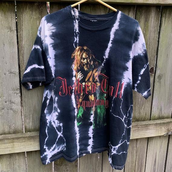Jethro Tull Aqualung 90s band shirt