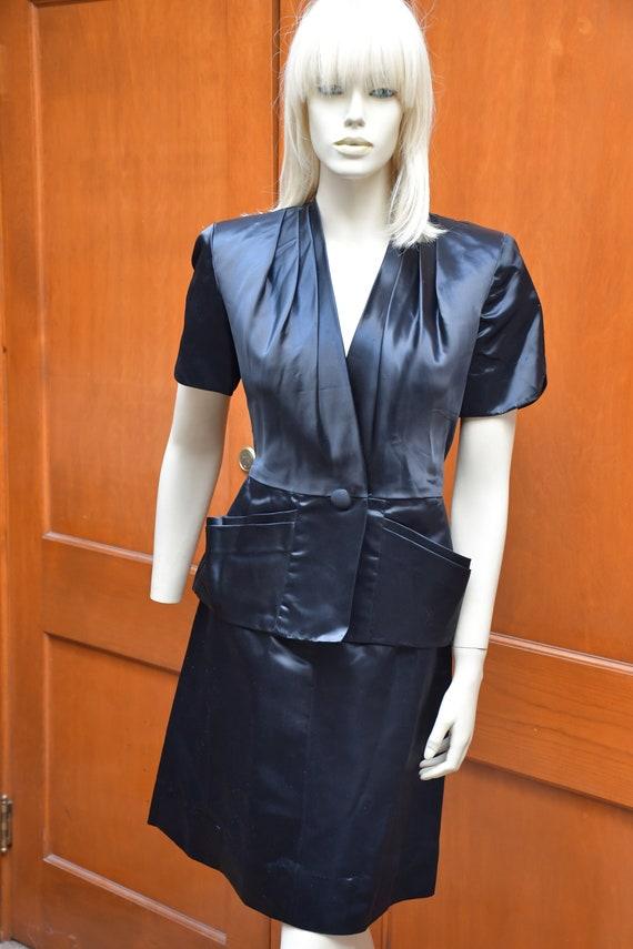 Leslie Fay 1960s Suit