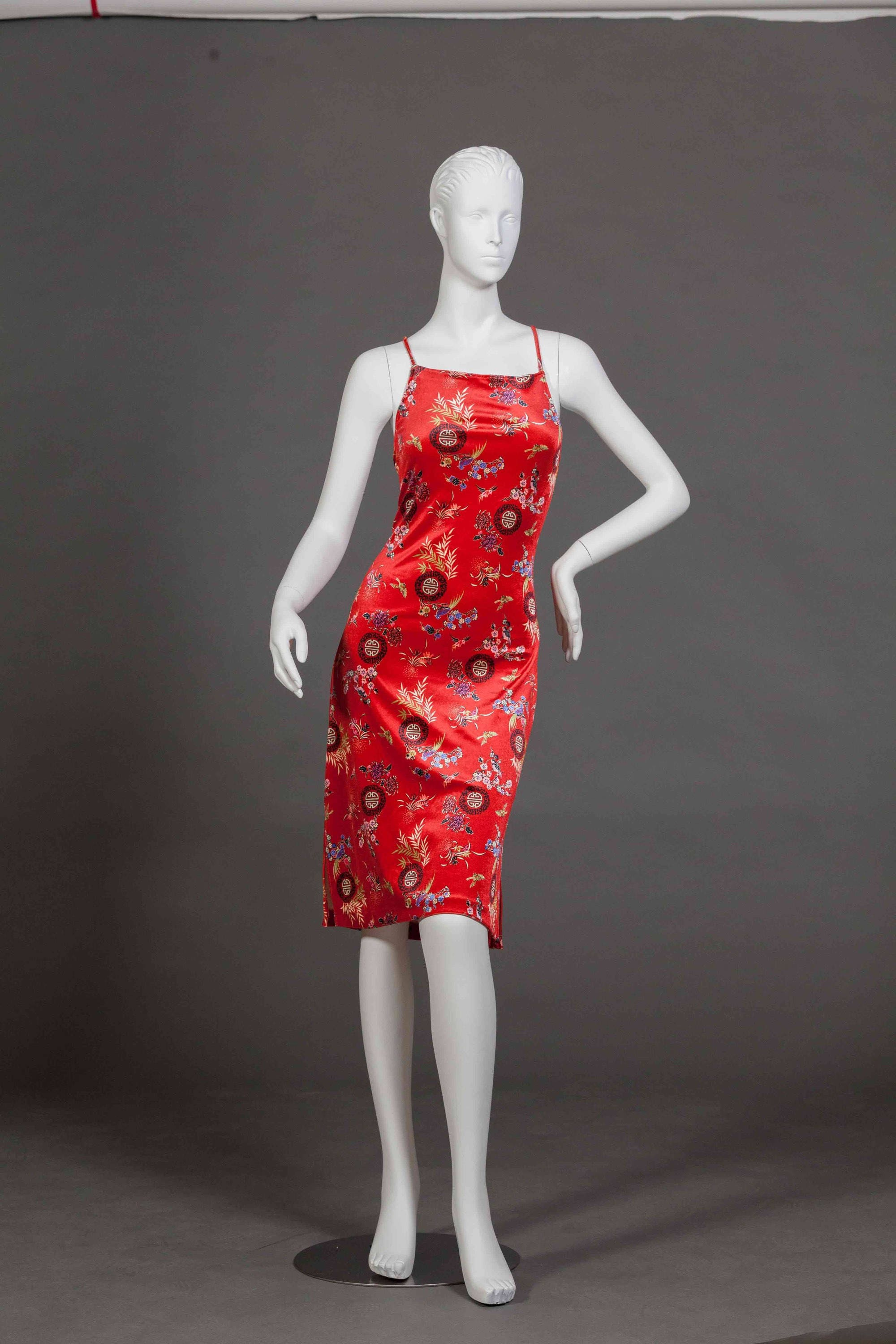 asian inspired cocktail dresses
