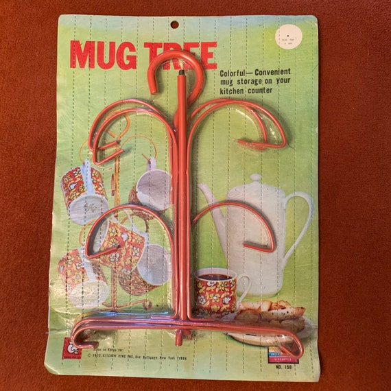 New in package MUG TREE from 1972