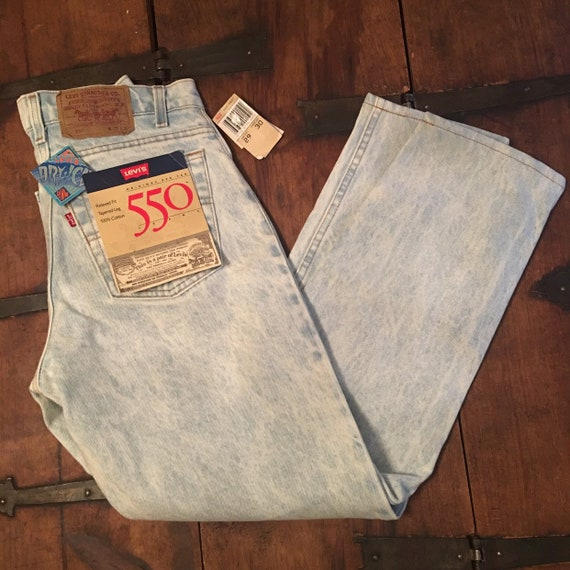 Vintage new with tags 550 levis