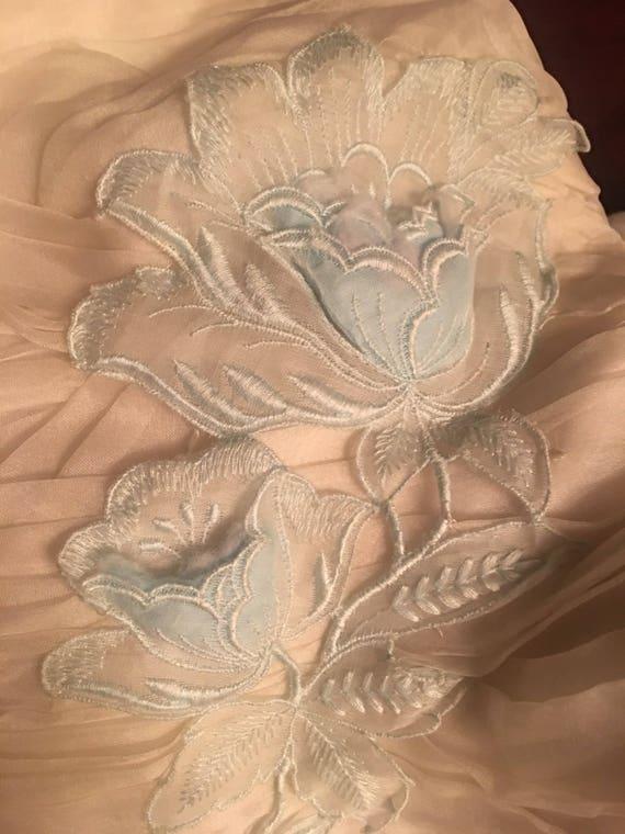 1950s vintage prom dress - image 4
