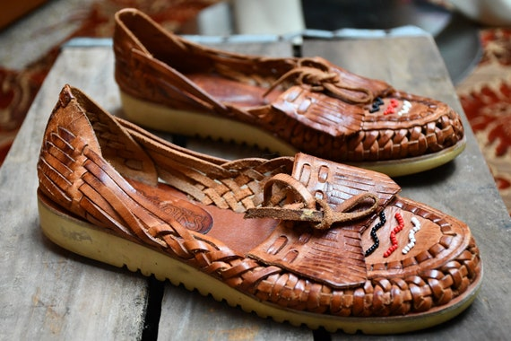 Leather Footworks Moccasins