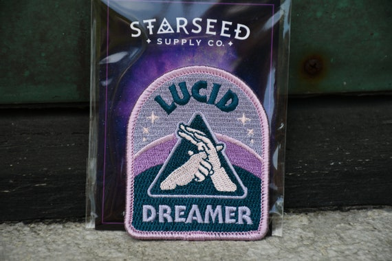 Starseed Lucid Dream Patch