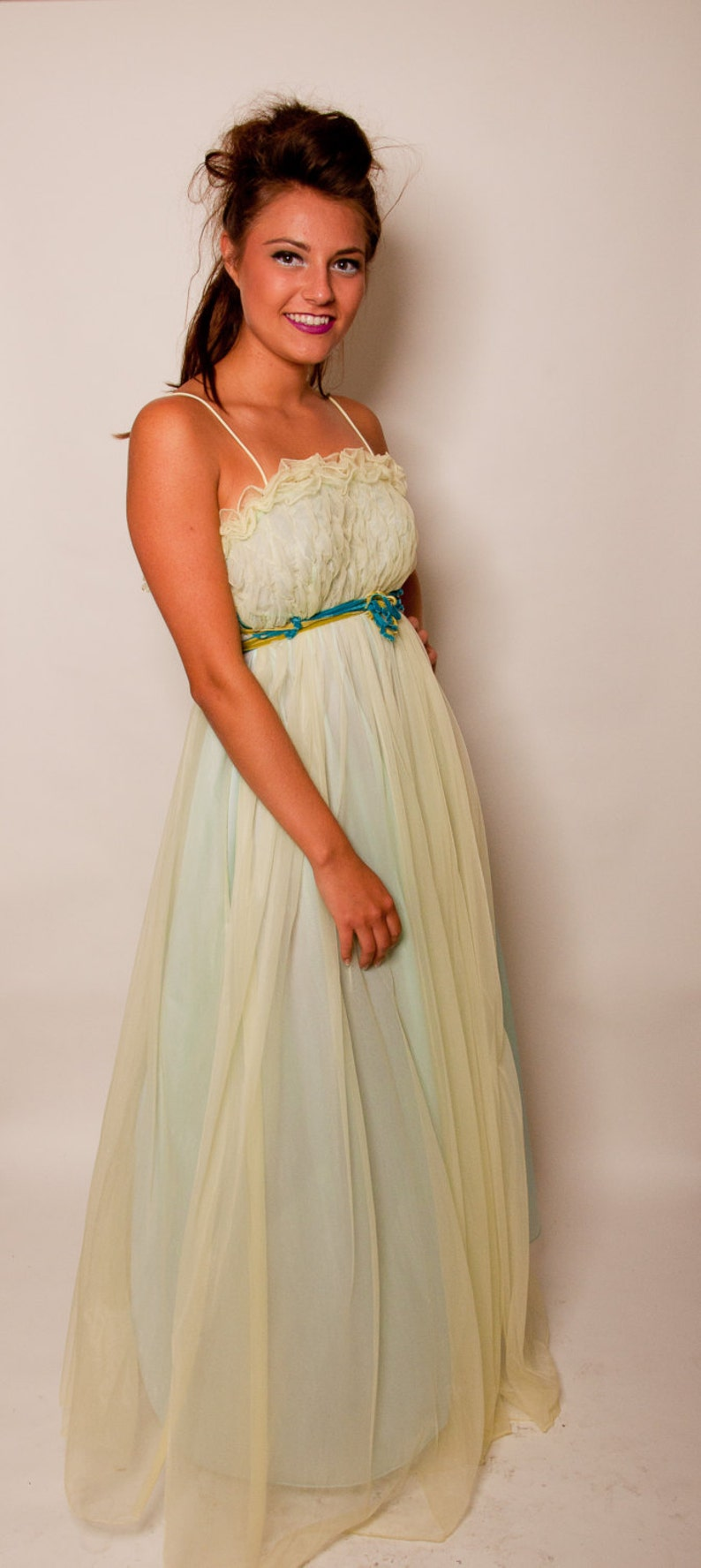1960s Vintage nightgown