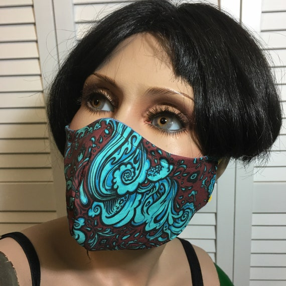 Washable Face Masks handmade by Amy Kollar Anderson