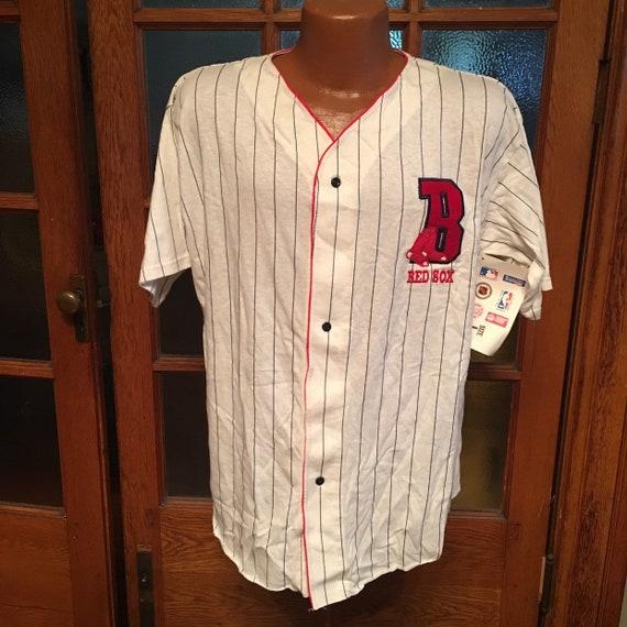 Deadstock Boston Red Sox baseball jersey