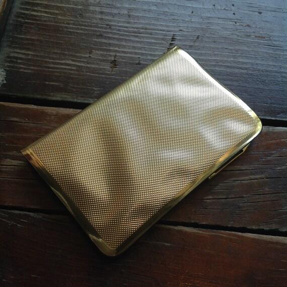 Vintage Gold Notepad