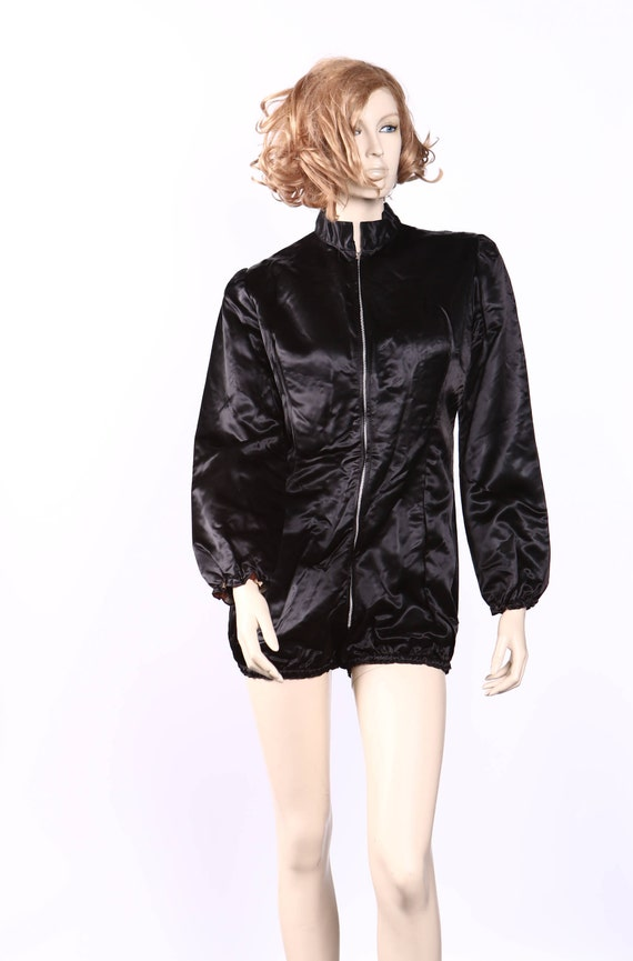 Black Bodysuit Romper