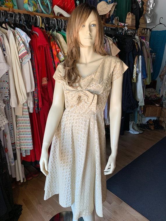 Vintage Reich A-Line Dress