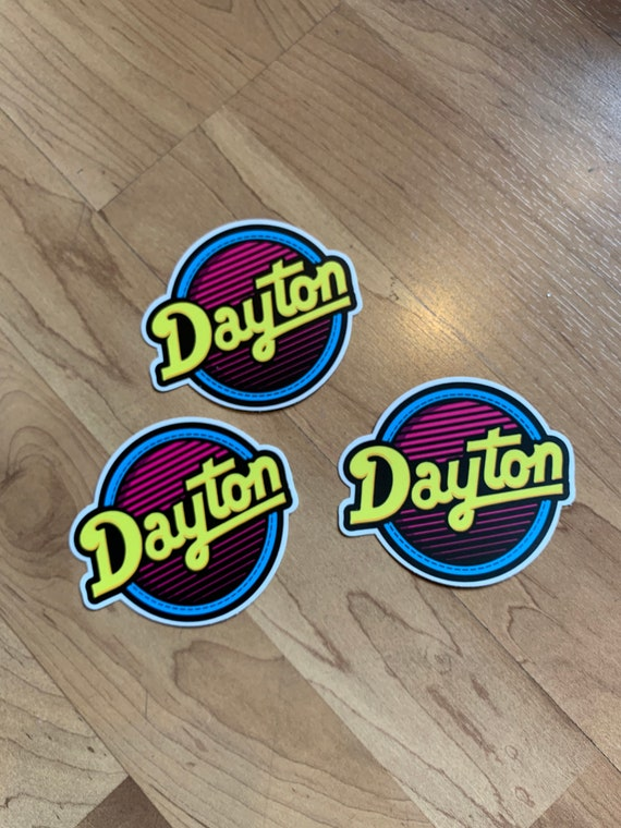 The Dayton Project Dayton Sticker