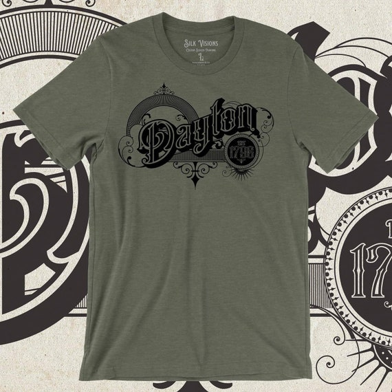 Dayton Graphic T-Shirt