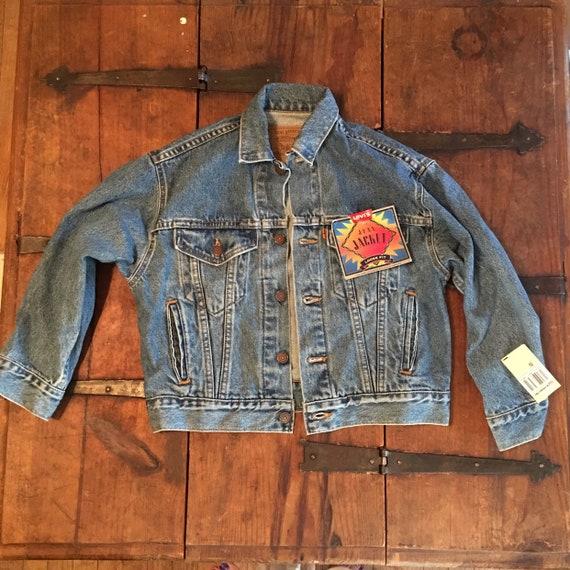 80s levi jacket