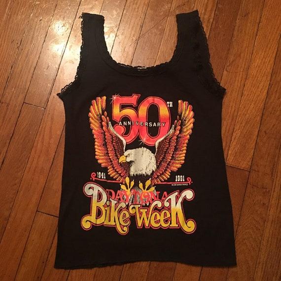 90s Dayton Bike week tank top