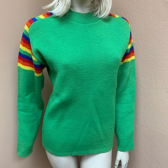 1970s vintage Ski Country sweater