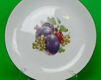 sausage and cheese collection plate cake plate serving plate cake plate large porcelain plate for cakes ROSEN TELLER Schumann ARZBERG fruit
