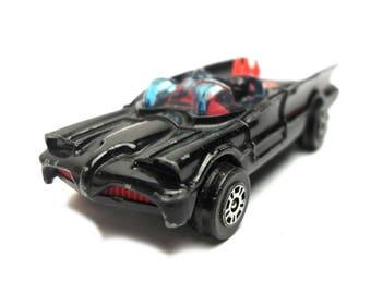 Toy Batman Car Etsy