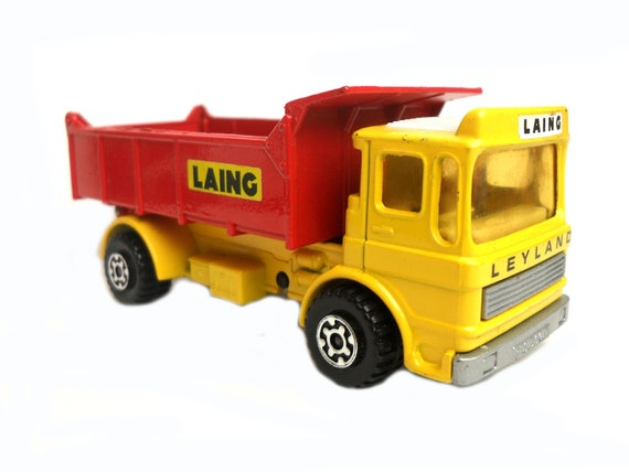 Repro Box Matchbox SuperKings K 6 Motorrad Transporter