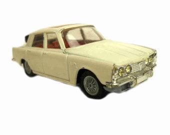 """1960s Vintage Corgi 275 Rover 2000 TC Car Toy """"Golden Jacks Collection"""". Collectible. Made in England"""