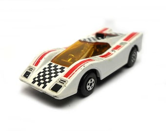 1970s Vintage Matchbox Superfast 7d Hairy Hustler racing car Toy Collectible Made in England
