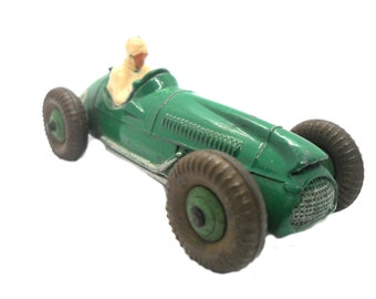 1950s Vintage Dinky 23g Cooper Bristol Racing Car Toy. Collectible England