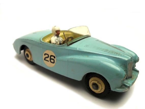Competencia Coche Del 107 De Juguete Década Carreras Sunbeam Dinky Hecho En Inglaterra Cobrable 1950 Vintage Alpine mOvwN8n0