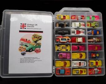 48 Diecast Car Storage Case