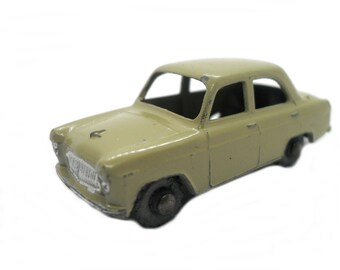 1950s Vintage Matchbox Lesney 30a Ford Prefect 100E. Toy Collectible. Made in England