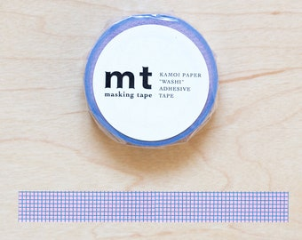Kamoi mt deco 2017ss border washi tape sample set