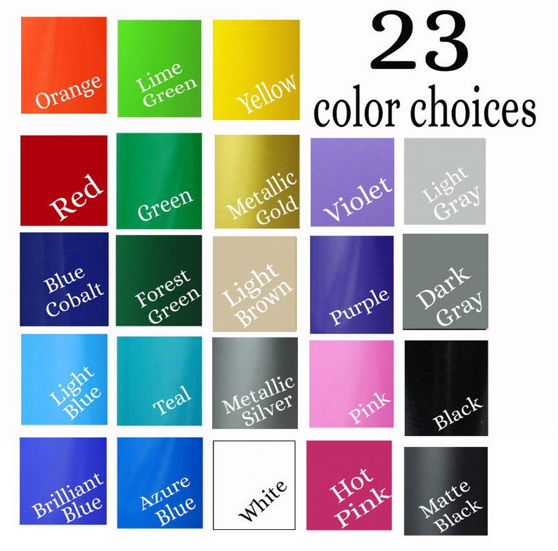 Personalized Mailbox Decal The Jazmin  23 colors to choose from!! Mailbox swag Mailbox Numbers Mailbox Lettering