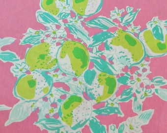 1cd0d2e180f8ab Lee Jofa Pink Lemonade HOTTY PINK By Lilly Pulitzer- Decorative Throw  Pillow Cover Accent Pillow Cotton Made to Order