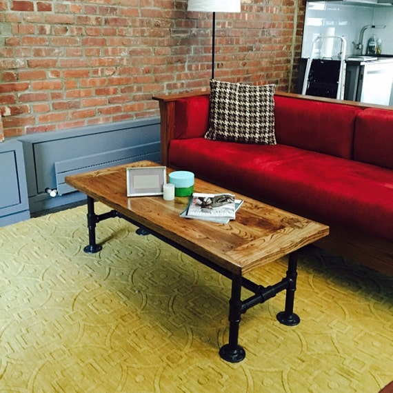 Charmant Industrial Pipe Coffee Table   Etsy