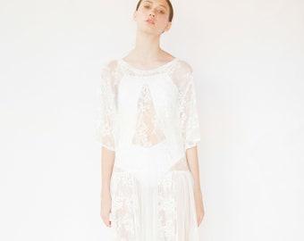 203c661ee6e Backless white dress