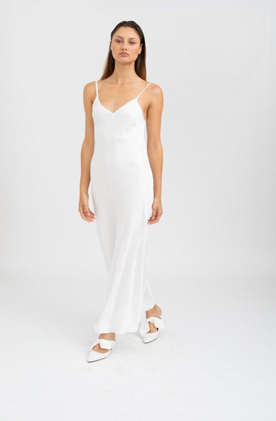 Simple Thin Strap Dress