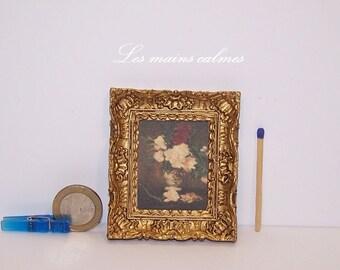 Painting miniature painting ( Edouar Manet)