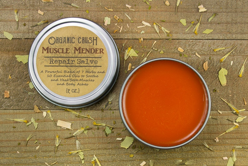 photo of MUSCLE MENDER Repair Salve